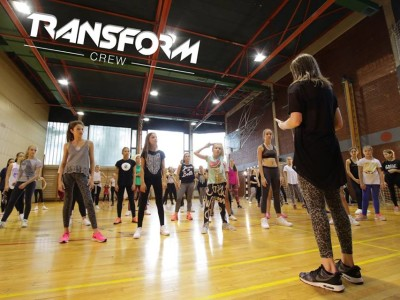 Workshop at Transform Crew